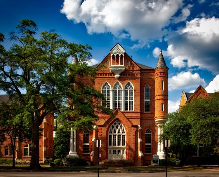 college-university-building
