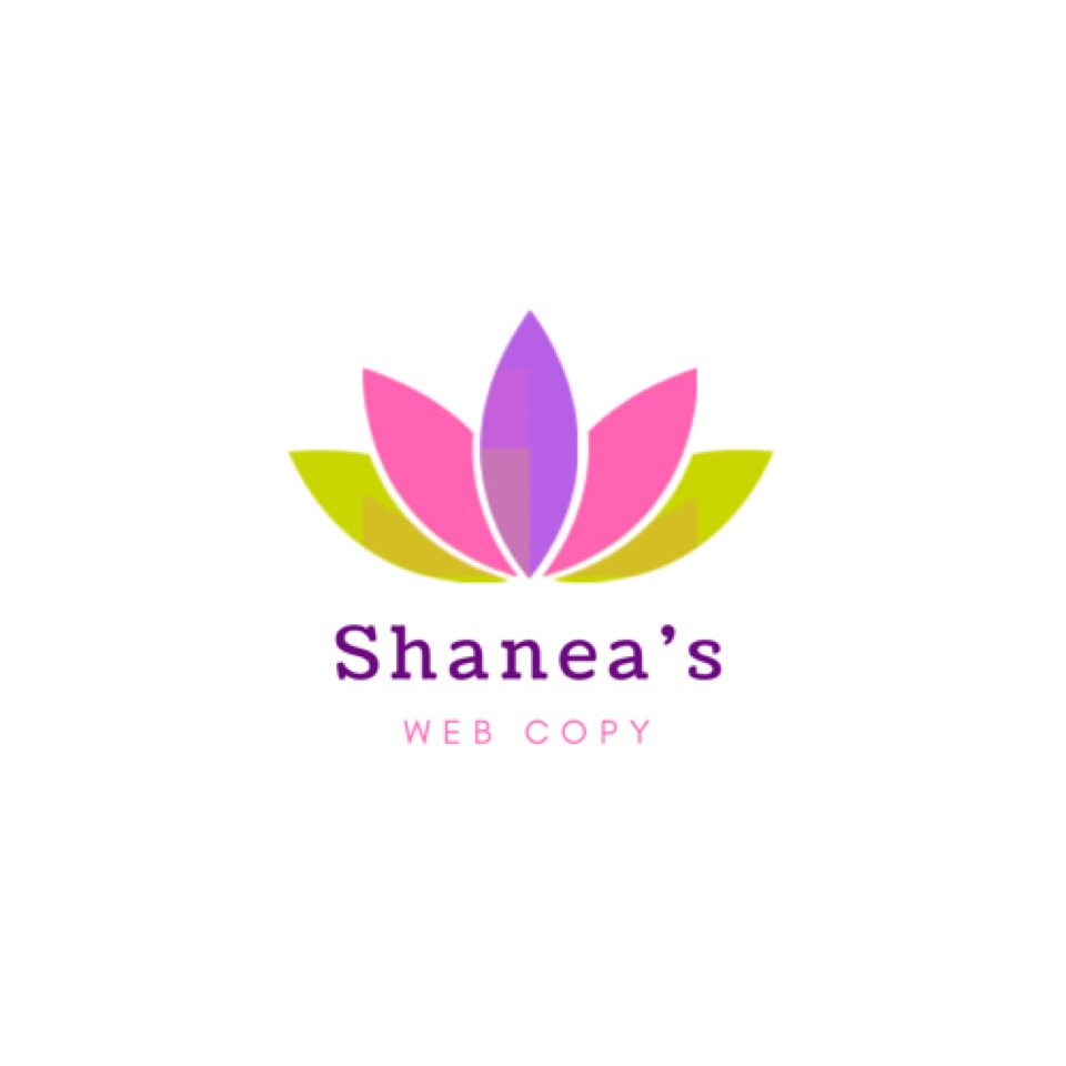 Shanea's Web Copy